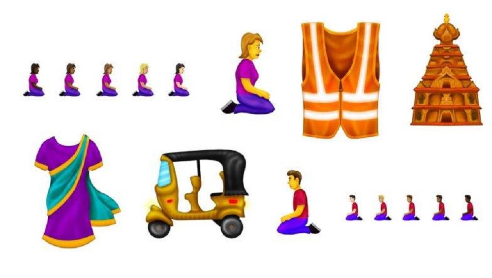 2019 मध्ये Period, साडी, रिक्षा, मंदिर सह 59 नव्या Emojis युजर्सच्या भेटीला