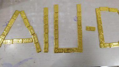 मुंबई विमानतळावर साडेसहा कोटी रुपयांच्या सोन्यासह प्रवाशाला अटक
