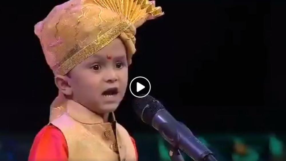 Chhatrapati Shivaji Maharaj Jayanti 2019: मराठी सिनेमातील शिवाजी महाराज यांचे पोवाडे (Watch Video)
