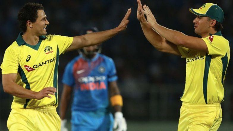 India vs Australia T20I: भारत विरुद्ध ऑस्ट्रेलिया पहिल्या T20I सामन्यात, ऑस्ट्रेलिया संघाची विजयी सलामी