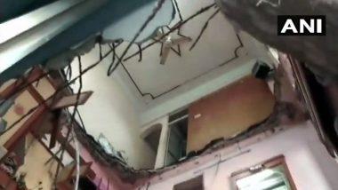 उल्हासनगर: इमारतीचा स्लॅब कोसळून 3 ठार 2 जखमी, मृतांमध्ये पाच वर्षांच्या चिमुकलीचा समावेश