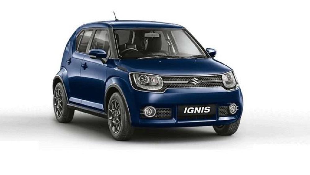 2019 Maruti Suzuki Ignis ही नवीकोरी कार भारतात लॉन्च; जाणून घ्या फिचर्स आणि किंमत