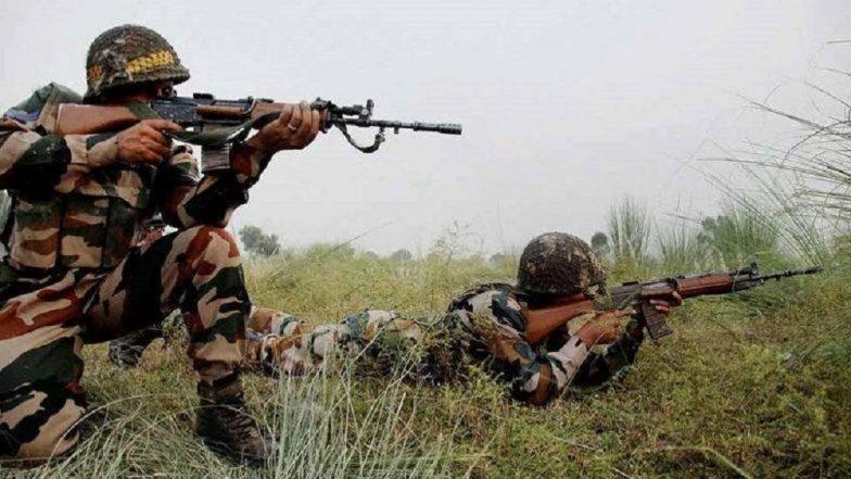 पाकिस्तानी सैन्याचा LOC ओलांडून भ्याड हल्ला, एक जवान शहीद