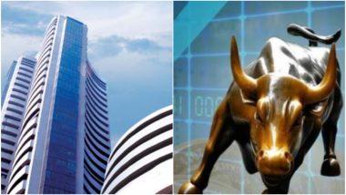 शेअर बाजार पुन्हा तेजीत; सेन्सेक्स  1200 अंकांची उसळी घेत  39,005.79 वर