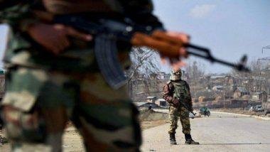 जम्मू-काश्मीर: कुलगाम येथे सुरु असलेल्या चकमकीत 5 दहशतवाद्यांना कंठस्नान; 4 जवान जखमी