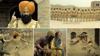Kesari Official Trailer: सत्य घटनेवर आधारीत अक्षय कुमारच्या महत्त्वकांक्षी 'केसरी'चा ट्रेलर प्रदर्शित