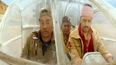 व्हिडिओ: रितेश देशमुख याच्या Total Dhamaal चित्रपट ट्रेलरचे हे मराठी Spoof पाहिले काय?