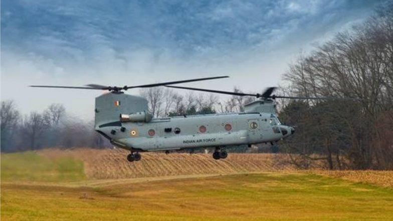 अमेरिकेचे 'चिनुक' हेलिकॉप्टर भारतीय वायुसेनेत लवकरच होणार दाखल