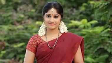 लोकप्रिय तेलुगू अभिनेत्री Naga Jhansi ची आत्महत्या; बॉयफ्रेंडशी भांडण झाल्याने उचलले टोकाचे पाऊल