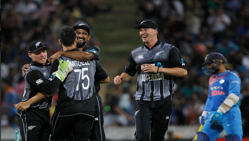 India vs New Zealand 3rd T20I: तिसऱ्या T20 सामन्यात भारत 4 धावांनी पराभूत; न्युझीलंड संघाचा मालिका विजय