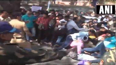 Video: पुण्यात कर्णबधीर लोकांच्या मोर्च्यावर पोलिसांचा बेफाम लाठीचार्ज; अनेक विध्यार्थी जखमी