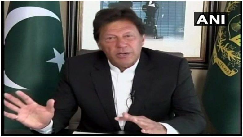 पाकिस्तानच्या ताब्यातील भारतीय पायलट अभिनंदन यांची उद्या होणार सुटका: इम्रान खान