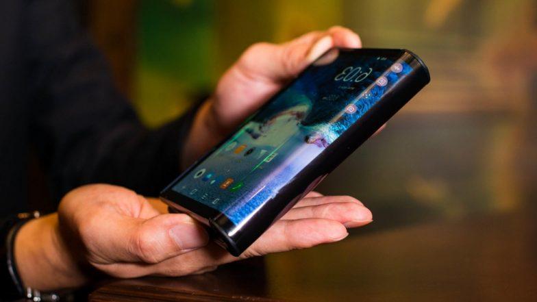 20 फेब्रुवारी रोजी लॉन्च होणार फोल्डेबल Galaxy F स्मार्टफोन