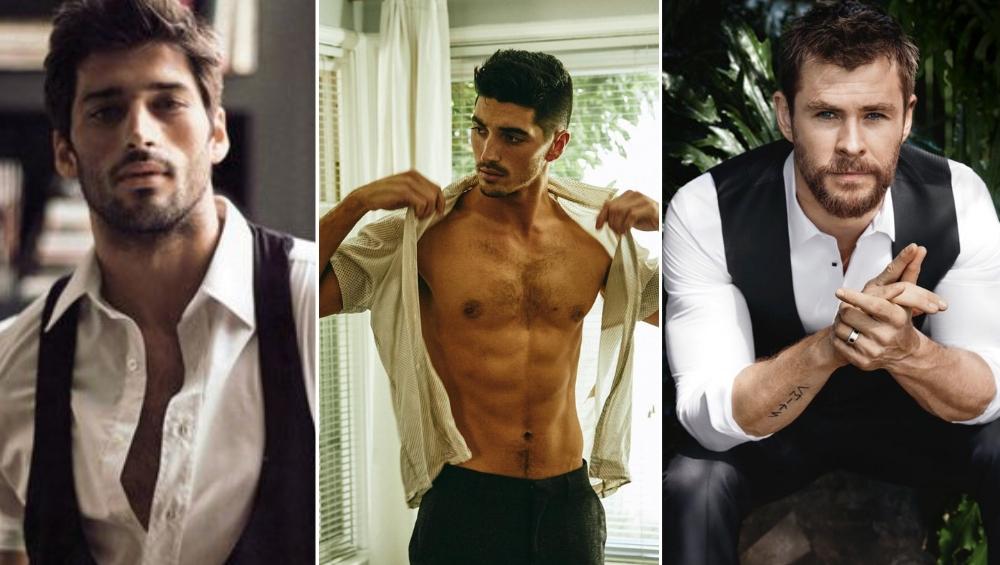 जगातील 'या' देशांत सर्वात जास्त Sexy Men's आढळतात