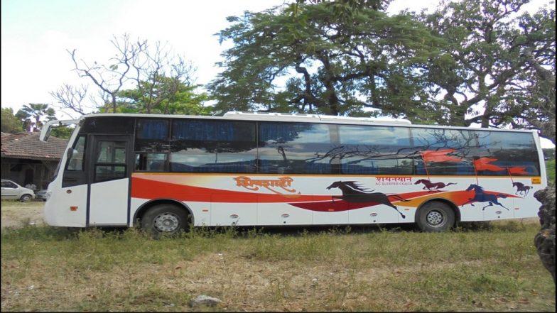 पुणे: शिवशाही बसच्या बेजबाबदार चालकामुळे 27 प्रवाशांचा जीव टांगणीला; दुर्घटना टळली मात्र प्रवाशांच्या सुरक्षिततेचा प्रश्न ऐरणीवर