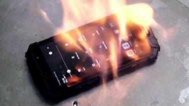 नांदेड: गेम खेळताना मोबाईलचा स्फोट; आठ वर्षांच्या मुलाने गमावला हात
