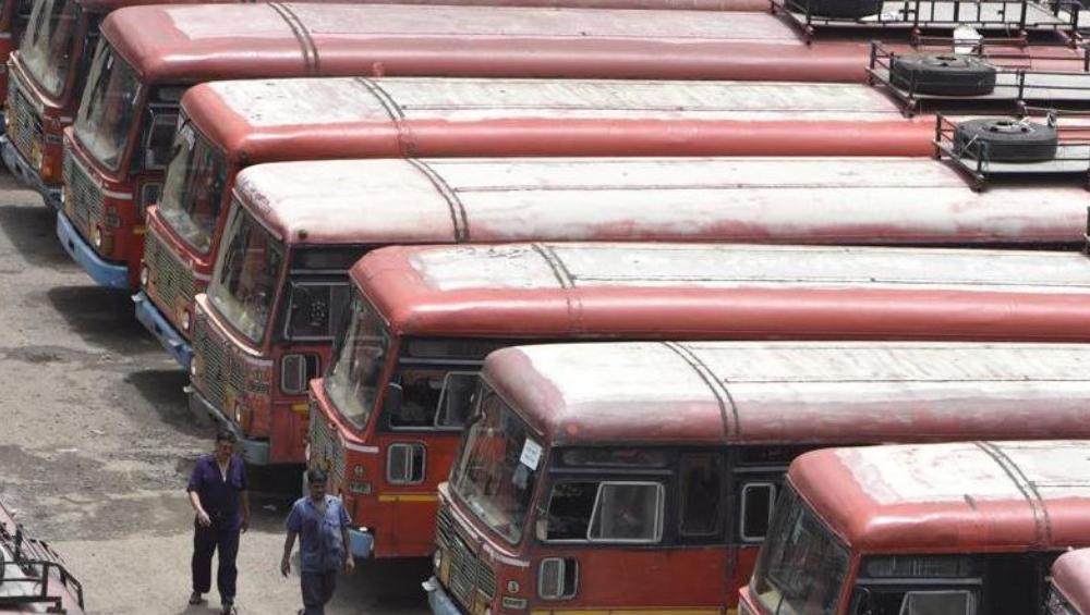 सीमा प्रश्नाच्या वादावरुन महाराष्ट्र- कर्नाटक बस सेवा रद्द