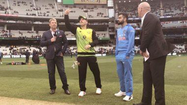 India vs Australia T20I: विशाखापट्टणम येथे भारत विरुद्ध ऑस्ट्रेलिया संघात आज पहिला सामना, टॉस जिकंत ऑस्ट्रेलिया संघाने निवडलं क्षेत्ररक्षण