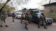 पुलवामा येथील चकमकीत भारतीय लष्कराकडून 3 दहशतवाद्यांचा खात्मा