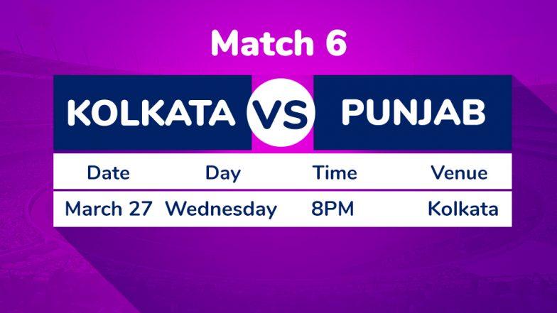 IPL 2019,KKR vs KXIP: कोलकाता विरुद्ध पंजाब, आज रंगणार सामना, वेस्टइंडीजच्या दोन दिग्गजांच्या कामगिरीवर सर्वांची नजर