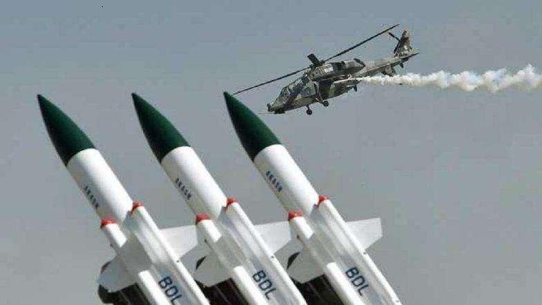 MP-ATGM: भारतीय सैन्याची क्षमता वाढवणाऱ्या 'मॅन पोर्टेबल अँटी टँक गायडेड मिसाईल'चे राजस्थान मध्ये यशस्वी परिक्षण