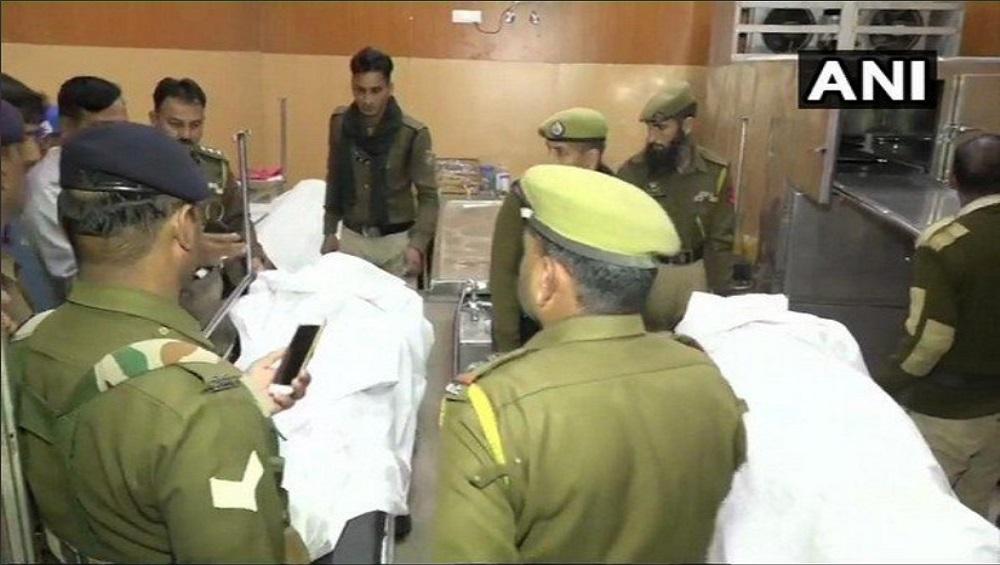 जम्मू-काश्मीर: CRPF जवानाचा सहकाऱ्यांवर गोळीबार; तिघांचा मृत्यू