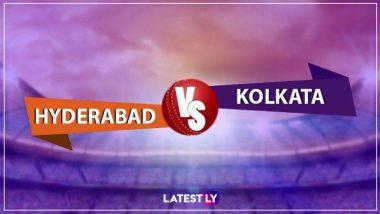 IPL 2019, KKR vs SRH match 2:  नाणेफेक जिंकून कोलकाता नाईट रायडर्स गोलंदाजीसाठी मैदानात