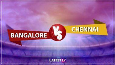 IPL 2019: चेन्नई सुपर किंग्स संघाचा रॉयल चॅलेंजर्स बंगलोरवर 7 गडी राखून दणदणीत विजय