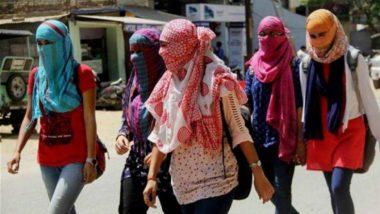 Temperature in Mumbai:मुंबई शहराला मार्च महिन्यातच उन्हाच्या झळा
