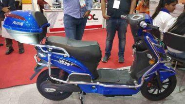 Avan Motors ने बाजारात आणली दोन बॅटरींची नवी इलेक्ट्रिक स्कूटर; एकदा चार्ज केल्यावर धावणार 110 किमी