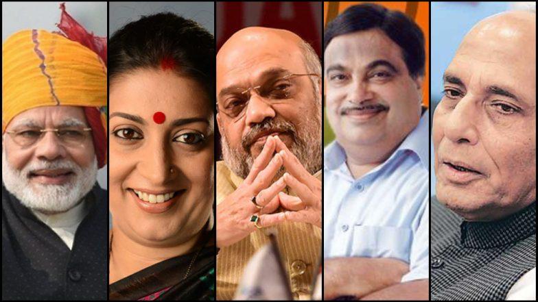 Lok Sabha Election 2019: भाजप VVIP उमेदवार आणि त्यांचे मतदारसंघ; नरेंद्र मोदी, अमित शाह रिंगणात