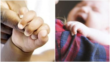 बाळ रडत होतं! ओठांना फेवीक्विक लाऊन बंद केले तोंड; जन्मदात्या आईचा प्रताप