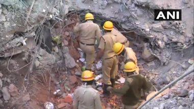 कर्नाटक: धारवाड येथे इमारत कोसळून 13 ठार, मातिच्या ढिगाऱ्याखालून नागरिकांची मदतीसाठी याचना