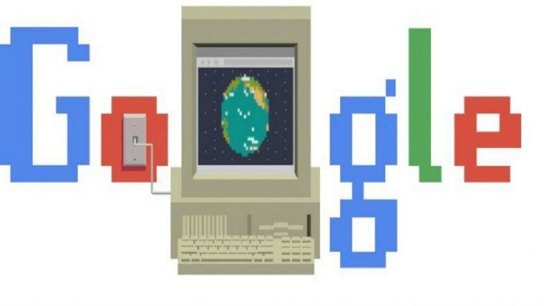 World Wide Web च्या 30 व्या वर्षपूर्तीनिमित्त Google चे खास Doodle!