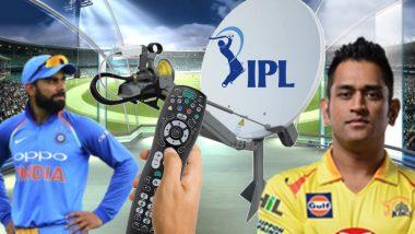 IPL 2019, CSK vs RCB: आयपीएल काऊंटडाऊन सुरु; भारतासह जगभरात कोणत्या TV चॅनल्सवर पाहाल IPL सामने? घ्या जाणून