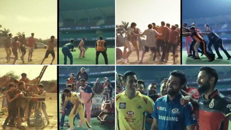 IPL 2019 Theme Song:  Game Banayega Name संकल्पनेवर IPL 12 चं खास थीम सॉंग, महेद्रसिंग धोनी, विराट कोहली आणि रोहित शर्मा यांचा खास अंदाज (Video)