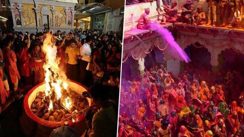 Dhulivandan 2019: धूलिवंदन सण केवळ रंगांनी नव्हे तर 'असा' साजरा केला जातो, पहा धुलिवंदनाचं महत्त्व