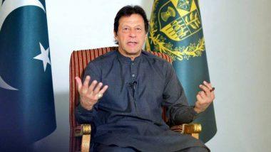 पाकिस्तानचे पंतप्रधान इम्रान खान यांनी हिंदू बांधवांना दिल्या होळी सणाच्या शुभेच्छा
