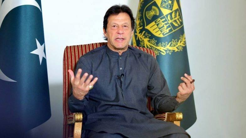 पाकिस्तानचे पंतप्रधान इम्रान खान पैसे वाचवण्यासाठी अमेरिकेतील राजदूतांच्या घरी??