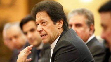 पाकिस्तानची भूमी दहशतवादासाठी देणार नाही - इम्रान खान