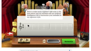 Johann Sebastian Bach Google Doodle: गुगलचे आजचे हार्मोनियमवाले डूडल पाहिले काय?
