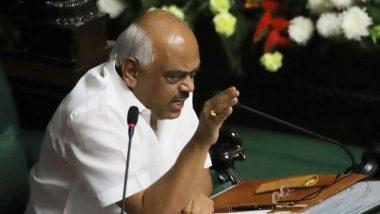 'मी पुरुषांसोबत झोपत नाही' कर्नाटक विधानसभा अध्यक्ष रमेश कुमार यांचे अजब वक्तव्य