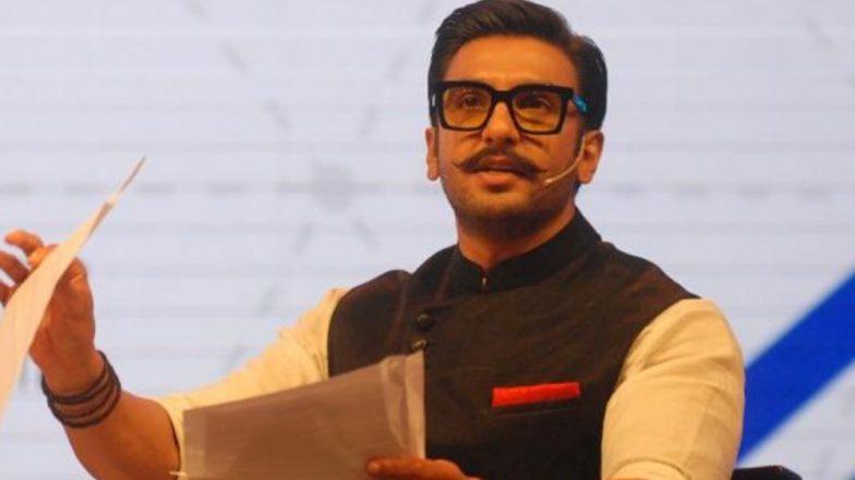 पाकिस्तानी कलाकारांवर बंदीबाबत अभिनेता रणवीर सिंग ह्याने दिली प्रतिक्रिया