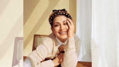 Cancer वर मात केल्यानंतर अभिनेत्री सोनाली बेंद्रे हिचे फोटो शूट पाहिले का? पाहा फोटो
