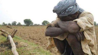 राज्यामध्ये गेल्या चार वर्षात शेतकऱ्यांच्या आत्महत्येचे प्रमाण दुप्पटीने वाढले