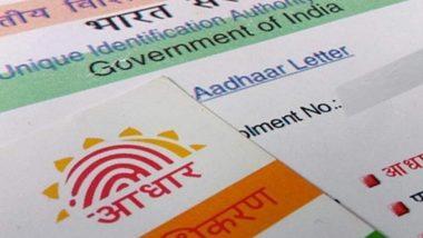 मतदान कार्ड आधार कार्डला जोडावे, निवडणूक आयोगाचे मोदी सरकारला पत्र