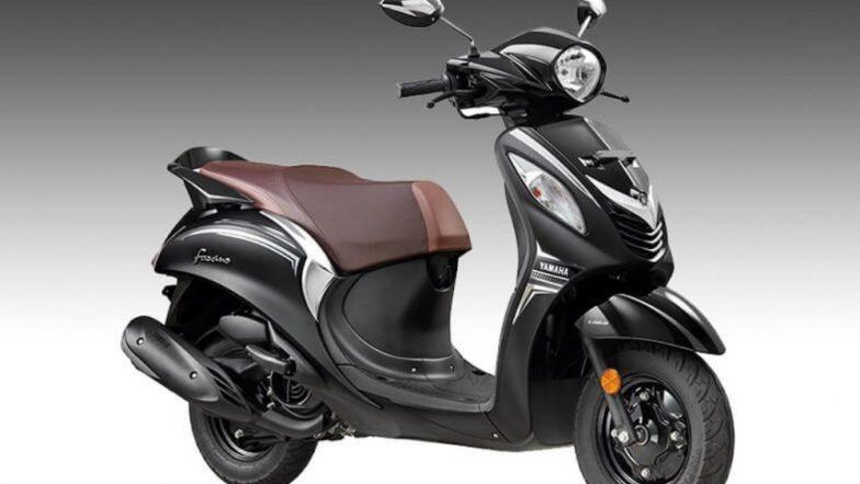Yamaha Fascino चे नवे मॉडेल लॉन्च, किंमत 60 हजार रुपयांपेक्षा कमी