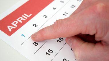 एप्रिल महिन्यात बदलणार 'या' गोष्टी,कोणत्या आहे ते जाणून घ्या