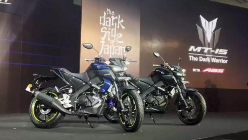 Yamaha MT-15 भारतात लॉन्च, किंमत 1.36 लाख रुपये