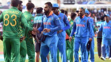 IND vs PAK, ICC World Cup 2019: 5 प्रसंग जेव्हा दोन्ही संघातील मैदानावर खेळाडू एकमेकांशी भिडले (Watch Video)